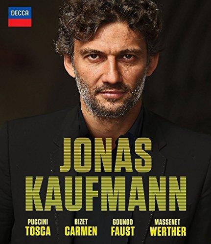 Jonas Kaufmann - Vier große Opern [Blu-ray]