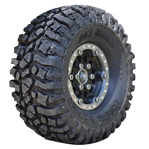 1.9 Rock Beast Scale Crawler with Komp Kompound by Pit Bull Tires - Bull Spielzeug Pit