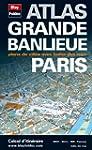 Atlas Grande Banlieue Paris - plans d...