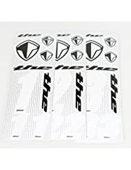 T.H.E Industries Number Pack 0-9 White