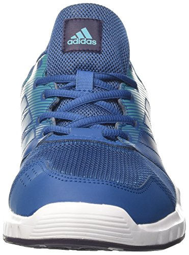 adidas Herren Essential Star 3 M Hallenschuhe Mehrfarbig (Core Blue S17/noble Ink F17/energy Blue S17)