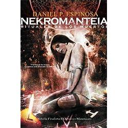 Nekromanteia (Línea Z) Finalista Premio Minotauro 2012