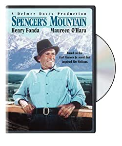 Spencer's Mountain [Import USA Zone 1]