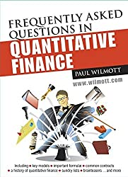 Frequently Asked Questions in Quantitative Finance (Wiley Series in Financial Engineering) by Paul Wilmott (2006-11-10)