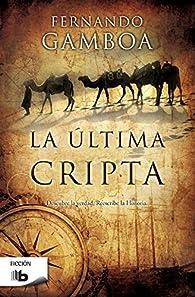 La última cripta par Fernando Gamboa