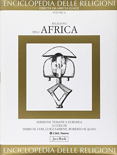 Religioni dell'Africa (Enciclopedia delle religioni)