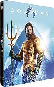 Aquaman [4K Ultra HD + Blu-ray 3D + Blu-ray - Édition boîtier SteelBook limitée]