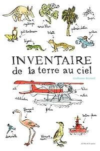 """Afficher """"Inventaire de la terre au ciel"""""""