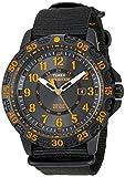 Timex Men s Expedition Gallatin Watch Black/Orange
