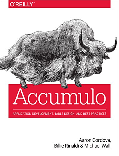 Accumulo: Application Development, Table Design, and Best Practices (English Edition) - Aaron Wall Design