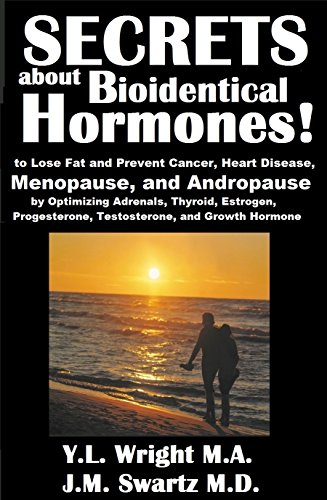Secrets about Bioidentical Hormones to Lose Fat and Prevent Cancer, Heart Disease, Menopause, and Andropause, by Optimizing Adrenals, Thyroid, Estrogen, ... and Growth Hormone! (English Edition)