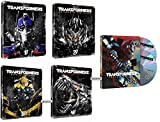 TRANSFORMERS - La Saga Completa (Steelbook) (5 Film - 10 Blu-ray)