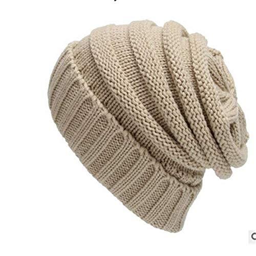 Sombrero Caliente de Punto Gorra para...