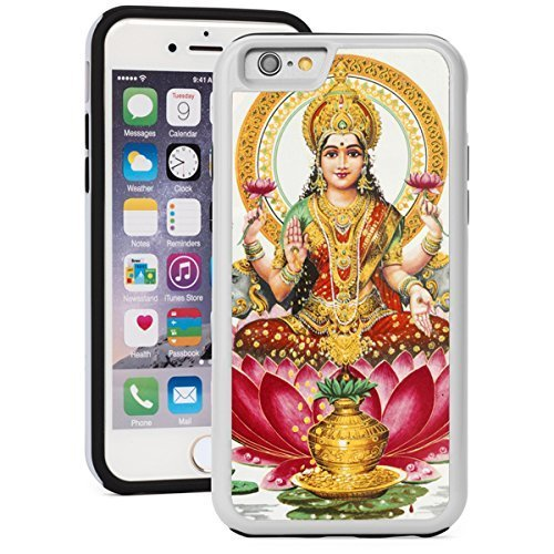 apple-iphone-6-plus-6s-plus-shockproof-impact-hard-soft-case-cover-lakshmi-goddess-of-wealth-white