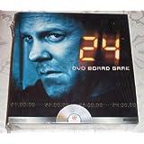24 Kiefer Sutherland DVD BOARD GAME Pressman Games Sealed! by 24 DVD Board Game