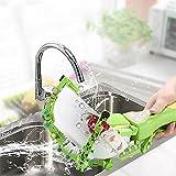 QJSZ Tragbare Handheld Intelligente Spülmaschine Home Küche Geschirrspülen Artefakt Mini-Schüssel Waschmaschine Spin Scrubber