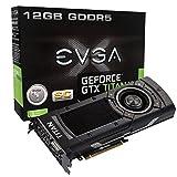 EVGA 12G-P4-2992-KR NVIDIA GTX Titan X SC 3,2S Grafikkarte (PCI-e 12288, 12GB GDDR5, VGA, DVI, HDMI, DisplayPort, 1 GPU)