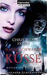 Nachtschwarze Küsse: Roman