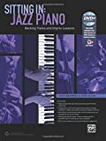 sitting in jazz piano backing tracks and improv lessons book dvd rom by noah baerman 2014 09 01