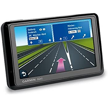 Garmin nüvi 1390Tpro Lifetime Map Update Navigationssystem inkl. TMCpro (10,9 cm (4,3 Zoll) Display, Europa 41, Bluetooth, Fußgängernavigation, Photo Navigation)