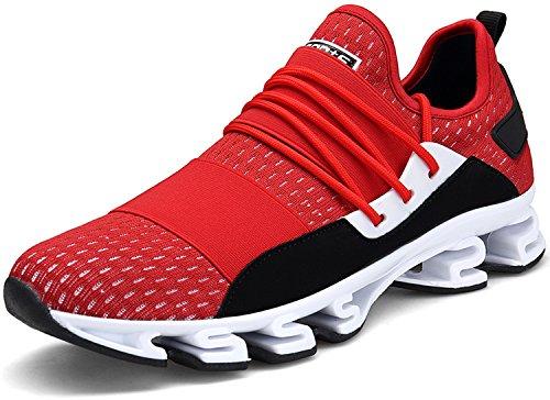 99bb61f0e785f1 JOOMRA Herren Fitnessschuhe Laufschuhe Sportschuhe Sneakers Leicht Jogging  Schuhe Gym Turnschuhe Outdoor Running Atmungsaktiv Freizeit Männer