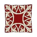 Brigantia Needlework Glenfinnan Tapestry Cushion Front Kit in Quick Cross Stitch