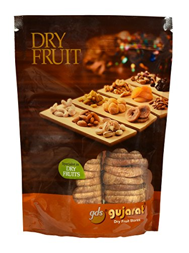 Gujarat Dry Fruit Stores Figs ( Anjeer ) 250 Grams  available at amazon for Rs.405