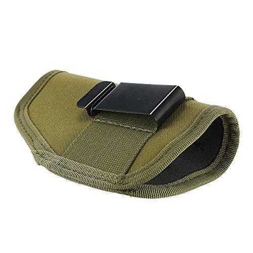 Youtaimei Zufriedenstellendes Produkt Tragbare leichte Tasche für Jagdausrüstung Rechts und Links Universal 6,1-Zoll-verdeckte Tragetasche mit Clip -