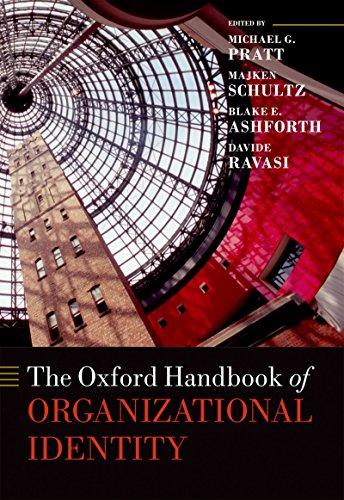 The Oxford Handbook of Organizational Identity (Oxford Handbooks) (English Edition) Blake Oxford