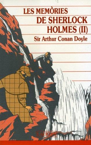 Les memòries de Sherlock Holmes (II) (L'Arcà) por Sir Arthur Conan Doyle