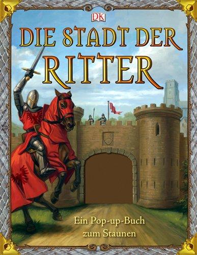 Die Stadt der Ritter: Ein Pop-up-Buch zum Staunen - Kathedrale Türen