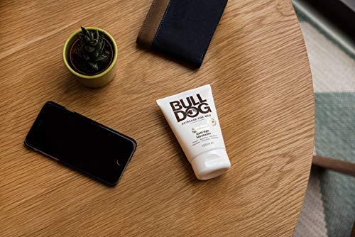 Bulldog Cuidado Facial para Hombres – Crema Hidratante Antiedad para Hombre , Antiarrugas y Antienvejecimiento de la Piel del Rostro , 100 ml