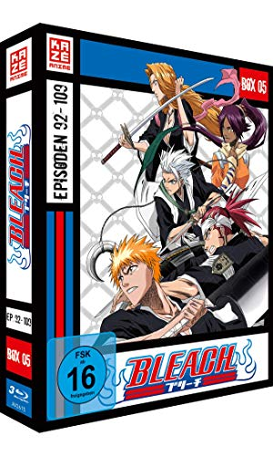 Bleach TV Serie - Box 5 - [Blu-ray]