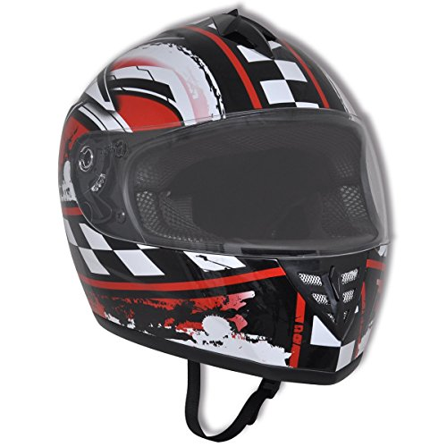 vidaXL Casco Integrale
