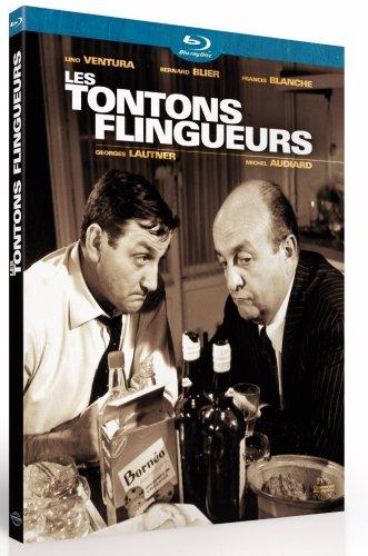Bild von Les tontons flingueurs [Blu-ray] [FR Import]