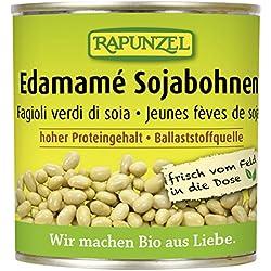 6 x Bio Sojabohnen Edamamé in der Dose