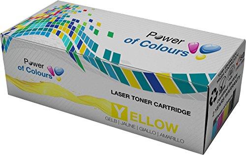 Giallo Cartuccia Toner Sostituzione per Lexmark C540 Y (2,000 Pagine)