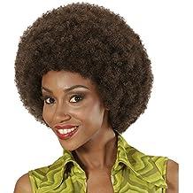Widmann 06340 Afro Peluca de pelo talla única