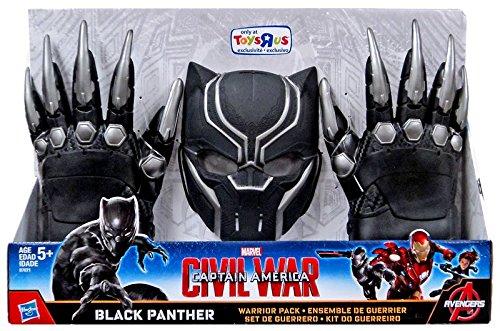 Captain America Civil War Black Panther Warrior...