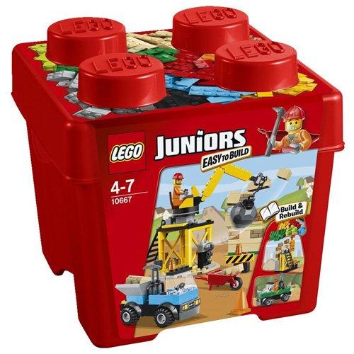 LEGO Juniors 10667 - Cantiere
