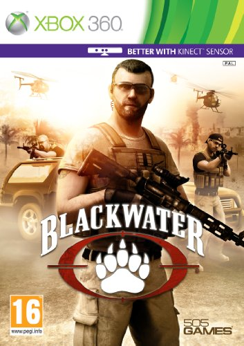 Blackwater - Kinect Compatible (Xbox 360)