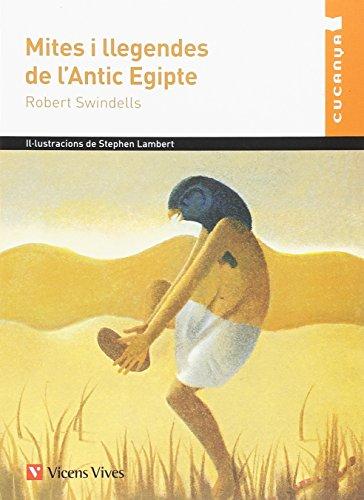 MITES I LLEGENDES DE L'ANTIC EGIPTE (Col·lecció Cucanya)