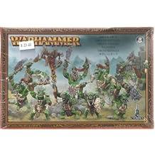 Warhammer Orcos Zalvajes