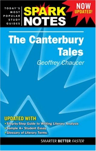 the-canterbury-tales-spark-notes-literature-guide