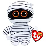 TY - Halloween Mummy: Momia, 15 cm, color blanco (United Labels Ibérica 37234TY)