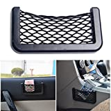 #7: Kuber Industries Mobile Phone Holder For Cars,Black