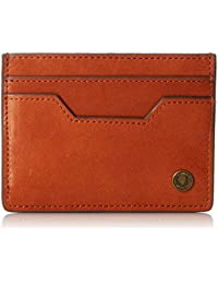 Fred Perry Animal Embossed Card Homme Wallet Fauve
