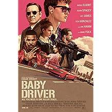 Poster Baby Driver (61cm x 91,5cm)