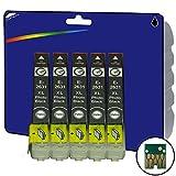 5-XL-e2631-Noir-Photo-compatible-cartouches-dencre-pour-Epson-Expression-Premium-XP-510-xp-520-XP-600-XP-605-XP-610-XP-615-XP-620-xp-625-XP-700-XP-710-xp-720-XP-800-XP-810-Xp-820--Imprimante-compatibl