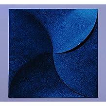 Sobres colores para Invitaciones de Boda, Comunión, aniversarios Colores Metalizados Azul 16 x 16 cm. Pack 50 unidades (0,45 euros/unidad) ¡Garantizado: Entrega 48 horas!